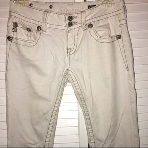 Miss Me JeaNs SiZe 26 BooT CuT StReTcHY